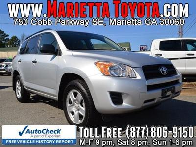 2010 Toyota RAV4 SUV for sale in Marietta for $16,990 with 47,565 miles.