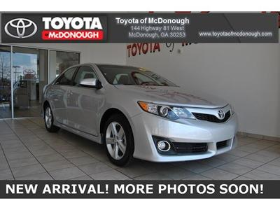 2013 Toyota Camry Sedan for sale in McDonough for $21,473 with 15,161 miles.