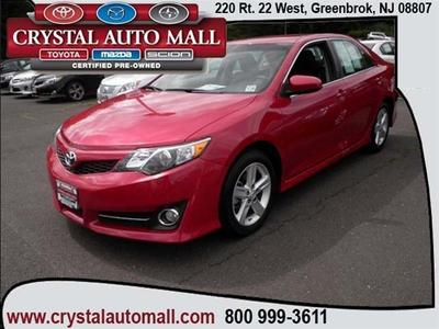 2013 Toyota Camry Sedan for sale in Green Brook for $22,000 with 10,103 miles.