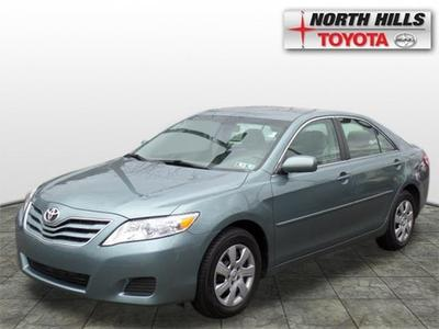 2011 Toyota Camry LE Sedan for sale in Pittsburgh for $17,991 with 25,895 miles.