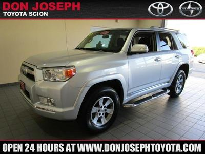 2011 Toyota 4Runner SR5 SUV for sale in Pittsburgh for $33,994 with 21,498 miles.