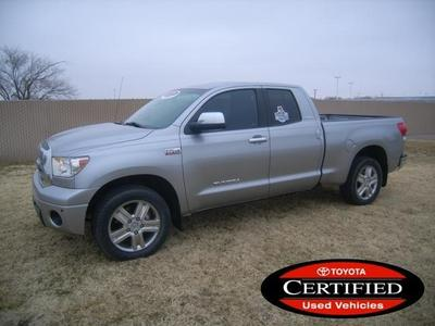 2008 Toyota Tundra Limited Double Cab Extended Cab Pickup for sale in Roswell for $26,875 with 35,599 miles.