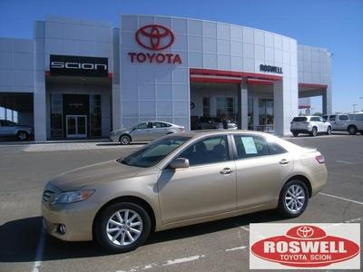 2010 Toyota Camry Sedan for sale in Roswell for $20,500 with 27,896 miles.