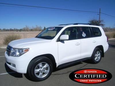 2008 Toyota Land Cruiser SUV for sale in Roswell for $45,200 with 70,593 miles.