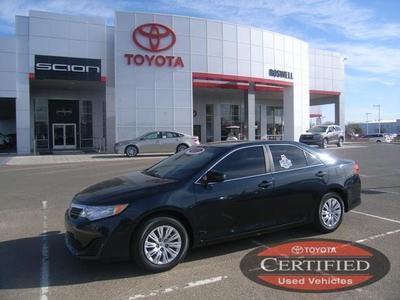 2012 Toyota Camry L Sedan for sale in Roswell for $17,500 with 52,083 miles.