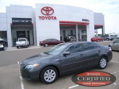 2009 Toyota Camry Hybrid Sedan for sale in Roswell for $20,600 with 40,869 miles.