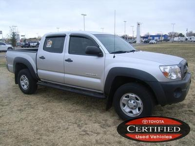 2011 Toyota Tacoma Double Cab Crew Cab Pickup for sale in Roswell for $25,500 with 36,254 miles.