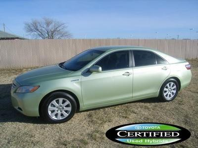 2008 Toyota Camry Hybrid Sedan for sale in Roswell for $16,475 with 47,876 miles.
