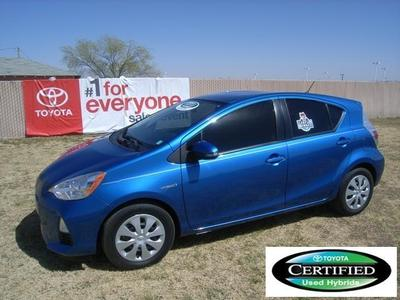 2012 Toyota Prius C Two Hatchback for sale in Roswell for $19,400 with 20,430 miles.