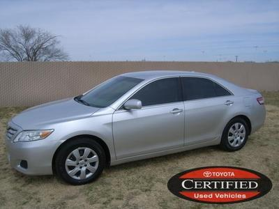 2010 Toyota Camry LE Sedan for sale in Roswell for $15,400 with 41,579 miles.