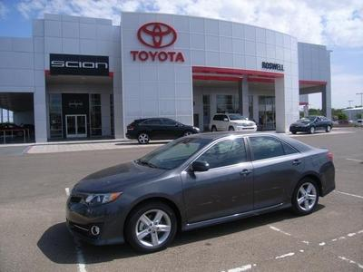 2012 Toyota Camry SE Sedan for sale in Roswell for $21,500 with 16,761 miles.
