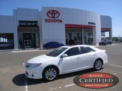 2013 Toyota Camry Sedan for sale in Roswell for $25,750 with 15,488 miles.