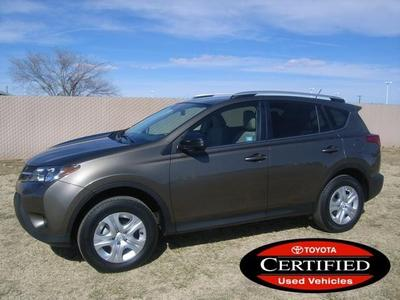 2013 Toyota RAV4 SUV for sale in Roswell for $24,500 with 19,964 miles.
