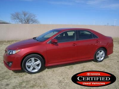 2013 Toyota Camry Sedan for sale in Roswell for $21,500 with 23,034 miles.