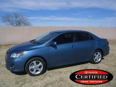 2013 Toyota Corolla Sedan for sale in Roswell for $18,500 with 26,324 miles.