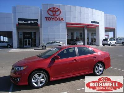 2013 Toyota Camry Sedan for sale in Roswell for $22,599 with 20,289 miles.