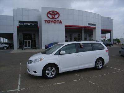 2013 Toyota Sienna Minivan for sale in Roswell for $26,500 with 38,197 miles.