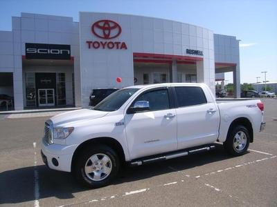 2011 Toyota Tundra Limited Crew Cab Pickup for sale in Roswell for $38,500 with 36,703 miles.