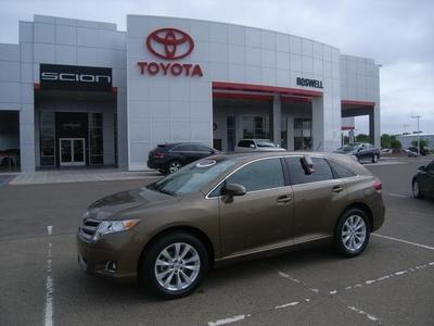 2013 Toyota Venza SUV for sale in Roswell for $23,990 with 43,920 miles.