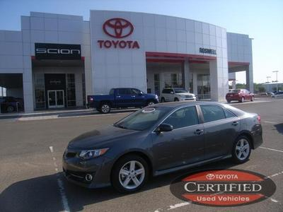 2013 Toyota Camry Sedan for sale in Roswell for $21,500 with 22,645 miles.