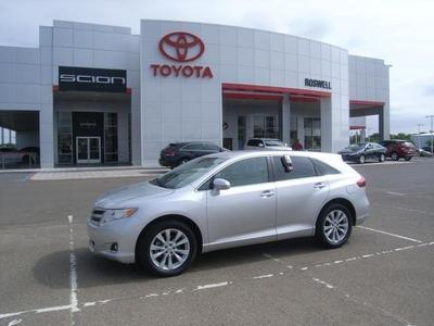 2013 Toyota Venza SUV for sale in Roswell for $23,995 with 32,442 miles.