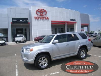 2013 Toyota 4Runner SUV for sale in Roswell for $31,500 with 38,671 miles.
