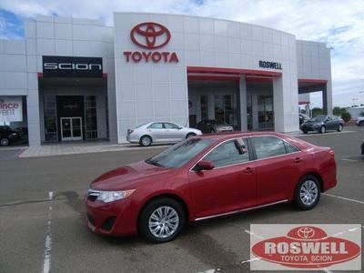 2013 Toyota Camry Sedan for sale in Roswell for $19,500 with 33,049 miles.