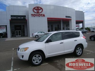 2012 Toyota RAV4 Base SUV for sale in Roswell for $19,500 with 58,202 miles.