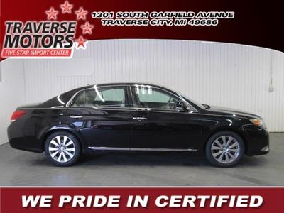 2011 Toyota Avalon Limited Sedan for sale in Traverse City for $25,978 with 25,915 miles.