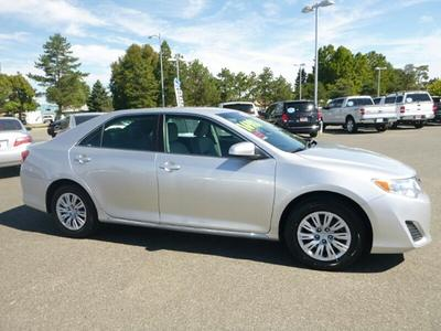 2012 Toyota Camry LE Sedan for sale in Kennewick for $16,981 with 37,878 miles.