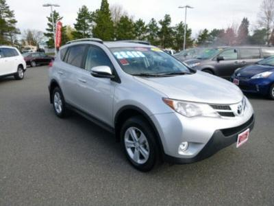 2013 Toyota RAV4 SUV for sale in Kennewick for $28,488 with 25,127 miles.