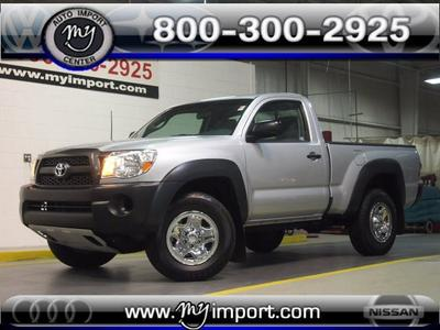2011 Toyota Tacoma Base Regular Cab Pickup for sale in Muskegon for $20,933 with 32,771 miles.