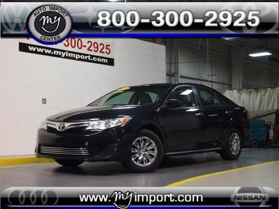 2013 Toyota Camry Sedan for sale in Muskegon for $19,933 with 46,100 miles.