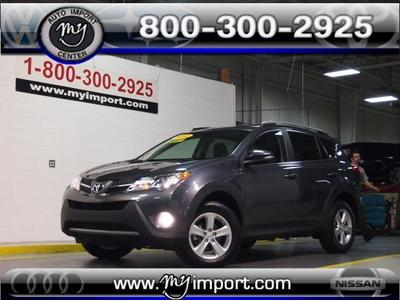 2013 Toyota RAV4 SUV for sale in Muskegon for $25,933 with 17,655 miles.