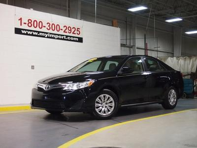 2012 Toyota Camry LE Sedan for sale in Muskegon for $17,933 with 44,761 miles.