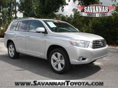 2010 Toyota Highlander SUV for sale in Macon for $26,977 with 48,946 miles.