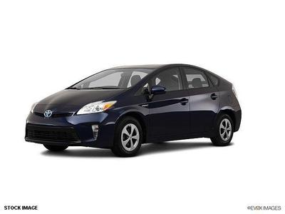 2012 Toyota Prius Three Hatchback for sale in Savannah for $19,991 with 55,460 miles.