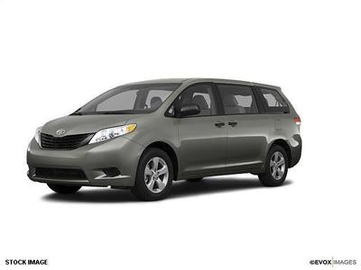 2011 Toyota Sienna Base Minivan for sale in Savannah for $22,991 with 37,776 miles.
