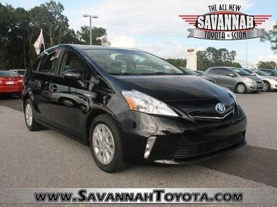 2012 Toyota Prius V Three Wagon for sale in Savannah for $20,991 with 64,201 miles.