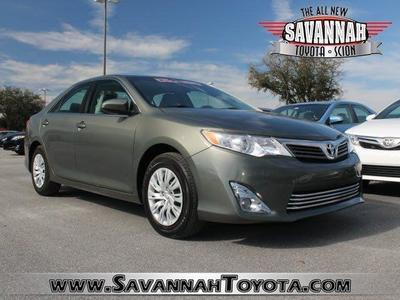 2012 Toyota Camry L Sedan for sale in Savannah for $18,991 with 25,599 miles.