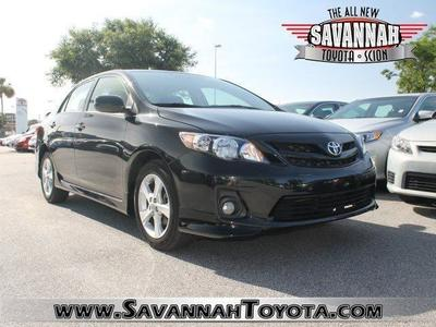 2013 Toyota Corolla Sedan for sale in Savannah for $16,991 with 30,451 miles.