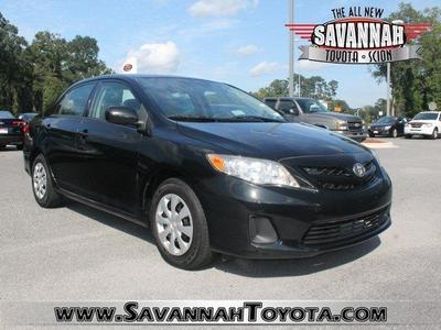 2011 Toyota Corolla LE Sedan for sale in Savannah for $15,991 with 58,314 miles.