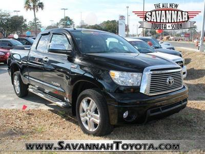 2011 Toyota Tundra Limited Crew Cab Pickup for sale in Savannah for $29,991 with 32,678 miles.