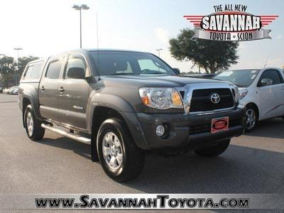 2011 Toyota Tacoma Double Cab Crew Cab Pickup for sale in Savannah for $25,991 with 58,503 miles.