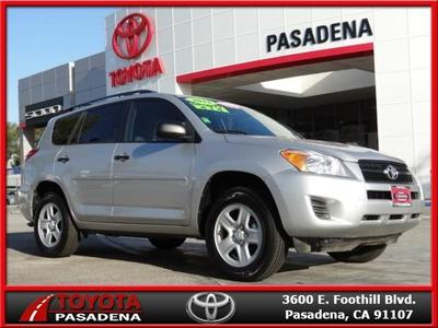 2011 Toyota RAV4 Base SUV for sale in Pasadena for $16,524 with 80,292 miles.