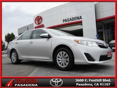 2012 Toyota Camry LE Sedan for sale in Pasadena for $17,488 with 37,033 miles.