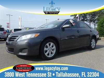2011 Toyota Camry LE Sedan for sale in Tallahassee for $17,750 with 37,395 miles.