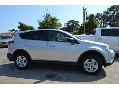 2013 Toyota RAV4 SUV for sale in Panama City for $21,890 with 11,824 miles.