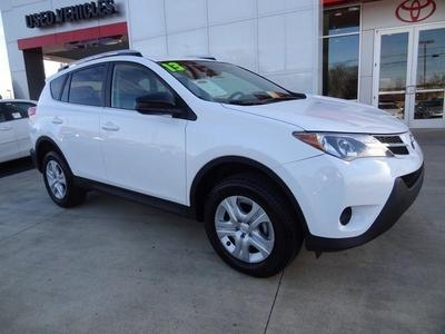Used 2013 Toyota RAV4 - Gallatin TN