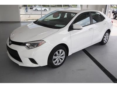 2014 Toyota Corolla Sedan for sale in Manchester for $17,500 with 9,344 miles.